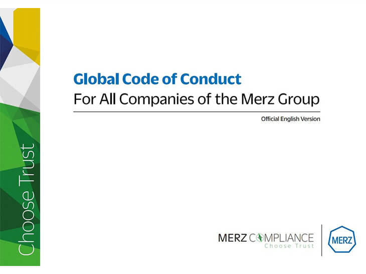 Merz code of conduct global